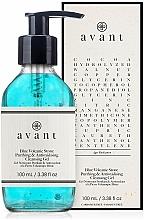 Parfüm, Parfüméria, kozmetikum Antioxidáns tisztító gél - Avant Blue Volcanic Stone Purifying & Antioxydising Cleansing Gel