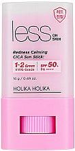Parfüm, Parfüméria, kozmetikum Napvédő stick - Holika Holika Less on Skin Redness Calming CICA Sun Stick SPF50+