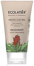 """Parfüm, Parfüméria, kozmetikum Dezodor """"Könnyedség és frissesség"""" - Ecolatier Organic Aloe Vera Deodorant"""
