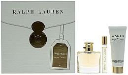 Parfüm, Parfüméria, kozmetikum Ralph Lauren Woman By Ralph Lauren - Szett (edp/50ml+edp/10ml+b/lot/75ml)