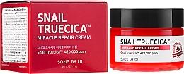 Parfüm, Parfüméria, kozmetikum Regeneráló krém csiganyál kivonattal és keramiddal - Some By Mi Snail Truecica Miracle Repair Cream