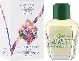 Parfüm, Parfüméria, kozmetikum Parfüm olaj - Frais Monde Iris Gray Perfume Oil