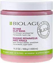 Parfüm, Parfüméria, kozmetikum Hajmaszk - Matrix Biolage R.A.W. Re-Hab Clay Mask