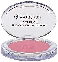 Parfüm, Parfüméria, kozmetikum Arcpirosító - Benecos Natural Compact Blush