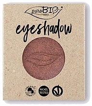Parfüm, Parfüméria, kozmetikum Ásványi matt szemhéjfesték utántöltő - PuroBio Cosmetics Ecological Eyeshadow Matte Refill