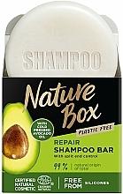 Parfüm, Parfüméria, kozmetikum Szilárd sampon - Nature Box Avocado Dry Shampoo