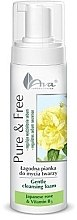 Parfüm, Parfüméria, kozmetikum Arctisztító hab - AVA Laboratorium Pure & Free Gentle Cleansing Foam