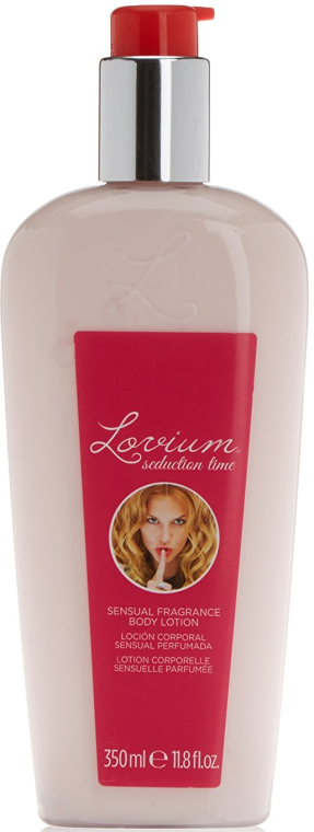 Lovium Seduction Time - Parfümös lotion