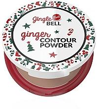 Parfüm, Parfüméria, kozmetikum Bronzosító arcra - Bell Ginger Contour Powder