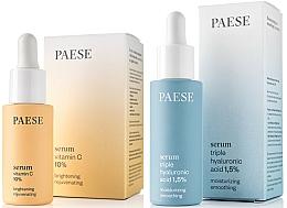 Parfüm, Parfüméria, kozmetikum Készlet - Paese (serum/15ml + serum/30ml)