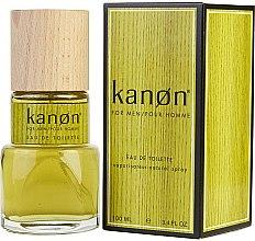 Parfüm, Parfüméria, kozmetikum Kanon For Men - Eau De Toilette