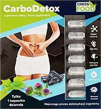 Parfüm, Parfüméria, kozmetikum Komplex étrend-kiegészítő - Noble Health Slim Line Carbodetox