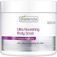 Parfüm, Parfüméria, kozmetikum Ultra-regeneráló testradír - Bielenda Professional Body Program Ultra Nourishing Body Scrub