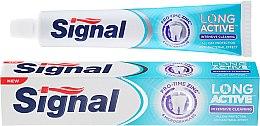 Parfüm, Parfüméria, kozmetikum Fogkrém mikrogranulátumokkal - Signal Long Active Intensive Cleaning