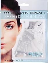 Parfüm, Parfüméria, kozmetikum Kollagén maszk gyöngy kivonattal - Beauty Face Collagen Hydrogel Mask