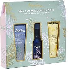 Parfüm, Parfüméria, kozmetikum Szett - Melvita (sh/gel/30ml + water/28ml + gei/oil/30ml)