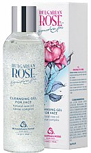 Parfüm, Parfüméria, kozmetikum Arctisztító gél - Bulgarian Rose Signature Cleaning Gel