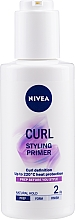 Parfüm, Parfüméria, kozmetikum Gél göndör és hullámos hajra - Nivea Styling Primer Curl