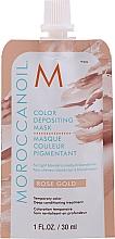 Parfüm, Parfüméria, kozmetikum Árnyaló hajmaszk, 30 ml - MoroccanOil Color Depositing Mask