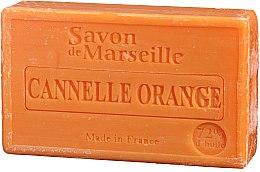 """Parfüm, Parfüméria, kozmetikum Természetes szappan """"Narancs és fahéj"""" - Le Chatelard 1802 Soap Orange & Cinnamon"""