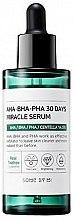 Parfüm, Parfüméria, kozmetikum Szérum savakkal problémás bőrre - Some By Mi AHA BHA PHA 30 Days Miracle Serum