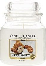 Parfüm, Parfüméria, kozmetikum Illatgyertya pohárban - Yankee Candle Soft Blanket