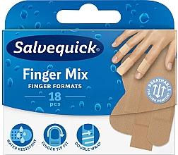 Parfüm, Parfüméria, kozmetikum Sebtapasz - Salvequick Finger Mix