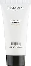 Parfüm, Parfüméria, kozmetikum Hidratáló sampon - Balmain Paris Hair Couture Moisturizing Shampoo Travel Size