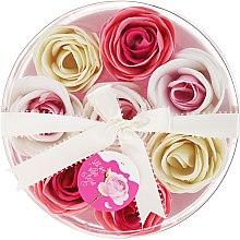 "Parfüm, Parfüméria, kozmetikum Fürdő konfetti ""Vanília"", 8 db - Spa Moments Bath Confetti Vanilla"