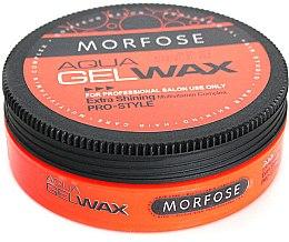 Parfüm, Parfüméria, kozmetikum Hajformázó pomádé - Morfose Aqua Gel Wax Extra Shining