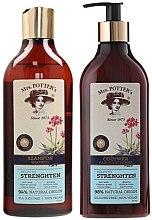 Parfüm, Parfüméria, kozmetikum Szett - Mrs. Potter's Triple Root (shm/390ml + cond/390ml)
