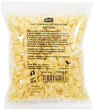 "Parfüm, Parfüméria, kozmetikum Szőrtelenítő viasz granulátum ""Natúr"" - Ronney Hot Film Wax Natural"
