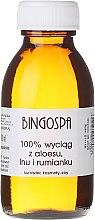 Parfüm, Parfüméria, kozmetikum Aloe, len és kamilla kivonat - BingoSpa
