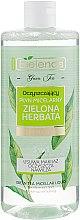 Parfüm, Parfüméria, kozmetikum Micellás víz 3 az 1-ben - Bielenda Green Tea Cleansing Micellar Liquid 3in1