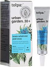 Parfüm, Parfüméria, kozmetikum Szemkörnyékápoló krém - Tolpa Tolpa Urban Garden 30+ Vitality Under Eye Cream