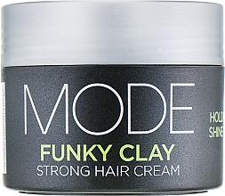 Parfüm, Parfüméria, kozmetikum Dúsító krém erős fixálással - Affinage Mode Funky Clay