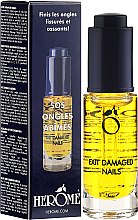 Parfüm, Parfüméria, kozmetikum Körömápoló olaj - Herome Exit Damaged Nails