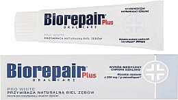 Parfüm, Parfüméria, kozmetikum Fehérítő fogkrém - BioRepair Plus PRO White