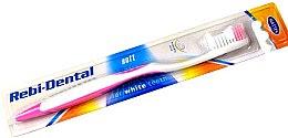 Parfüm, Parfüméria, kozmetikum Fogkefe Rebi-Dental M46, lágy - Mattes
