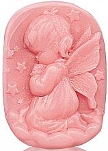 """Parfüm, Parfüméria, kozmetikum Glicerin szappan """"Gyermeki érintés"""" - Bulgarian Rose Glycerin Fragrant Soap Pink Angel"""