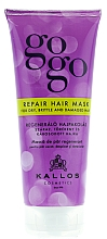 Parfüm, Parfüméria, kozmetikum Helyreállító hajmaszk - Kallos Cosmetics Gogo Repair Conditioner For Dry Hair