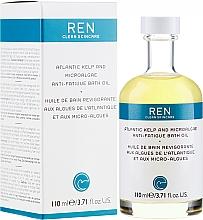 Parfüm, Parfüméria, kozmetikum Fürdő szappan - Ren Atlantic Kelp and Magnesium Anti-Fatigue Bath Oil