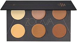 Parfüm, Parfüméria, kozmetikum Kontúrozó paletta - Zoeva Cream Contour Spectrum Palette