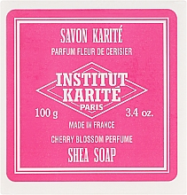 Parfüm, Parfüméria, kozmetikum Szappan - Institut Karite Fleur de Cerisier Shea Soap