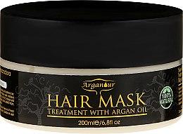 Parfüm, Parfüméria, kozmetikum Hajmaszk - Arganour Hair Mask Treatment Argan Oil