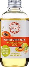 "Parfüm, Parfüméria, kozmetikum Hajvégápoló olaj ""Karib Dinnye"" - Yamuna"