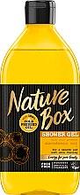 Parfüm, Parfüméria, kozmetikum Tusfürdő - Nature Box Macadamia Oil Shower Gel