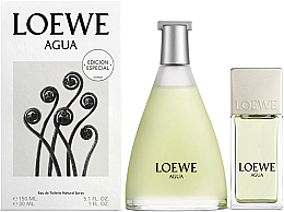 Parfüm, Parfüméria, kozmetikum Loewe Agua de Loewe - Parfüm szett (edt/150ml + edt/30ml)