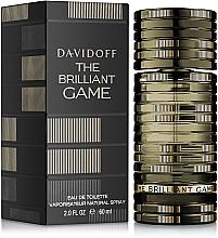 Parfüm, Parfüméria, kozmetikum Davidoff The Brilliant Game - Eau De Toilette