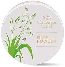 Parfüm, Parfüméria, kozmetikum Rizspúder - Constance Carroll Rice Loose Powder